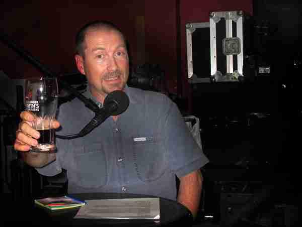 Bob Garlick at The Bunker Project