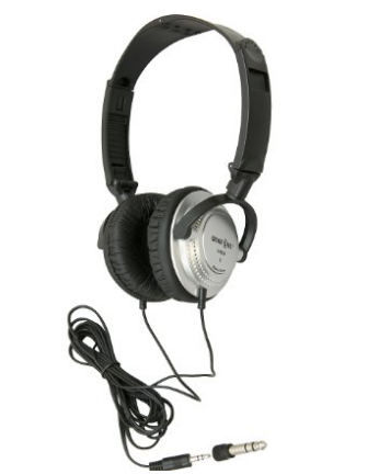 Headphone Amplifier for Podcasters  ART HeadAmp4 Four