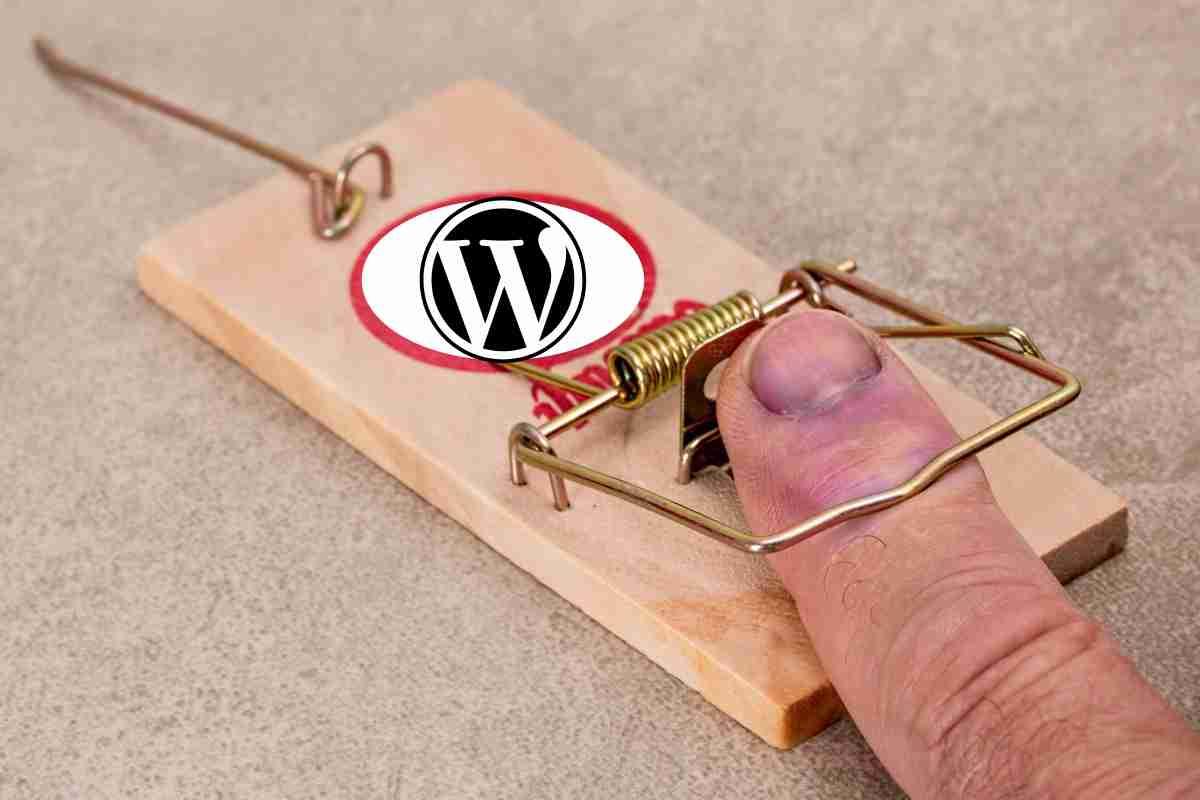 The WordPress Trap