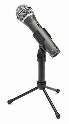 samson q2u handheld dynamic usb microphone recording and podcasting pa. Black Bedroom Furniture Sets. Home Design Ideas