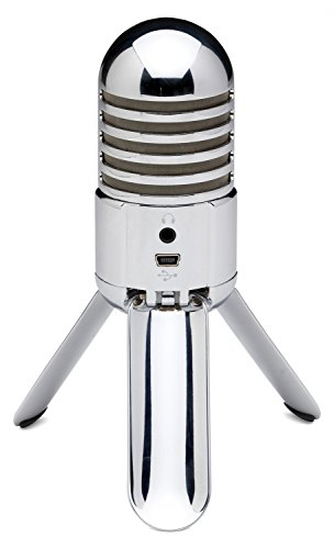 Samson Meteor Mic Usb Studio Condenser Microphone With Md5