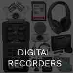 Podcast Digital Audio Recorders