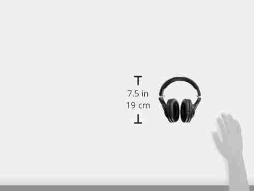 Audio Technica Ath M20x Professional Studio Monitor Headphones Black