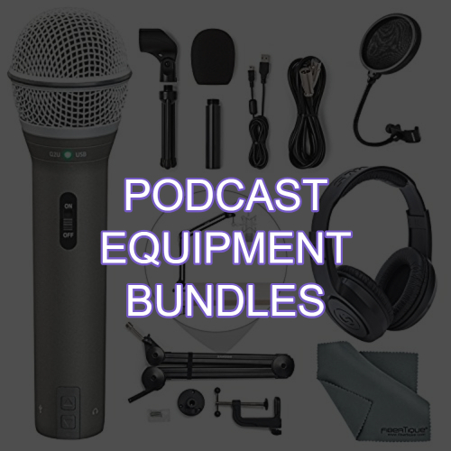 Podcast gear kits