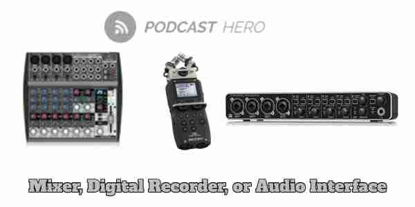 Behringer U-Phoria UMC404HD for Podcasting | Podcast Hero